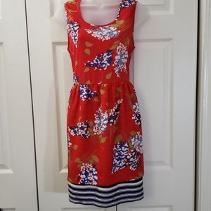 Anthropologie Dress by Porridge | Size M | Red